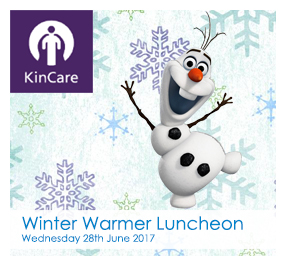 Unicare Health joins Kincare at their Winter Warmer Luncheon.