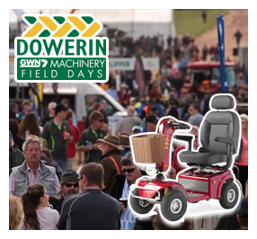 Unicare Health Dowerin Field Days