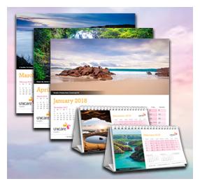 Unicare Health 2018 Calendar