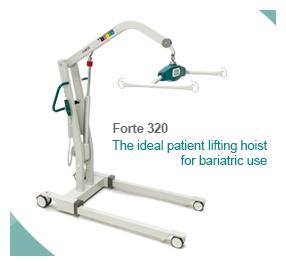 Bariatric Hoist Forte 320