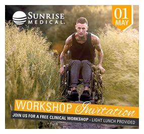 sunrise medical workshop feature