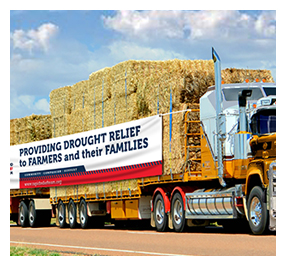 Unicare Health contributes to NSW drought relief assistance