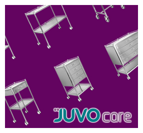 Why hospitals prefer JUVOCare Stainless Steel Trolleys