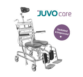 Juvo Tilt in Space Commode