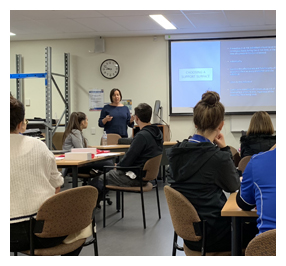 Edith Cowan University invites Unicare Health to share knowledge on the practicalities of pressure cushion prescription with third year Occupational Therapy students.