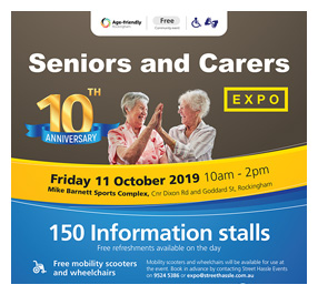 City of Rockingham Seniors and Carers Expo