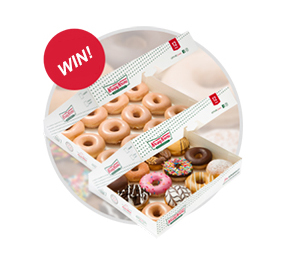 Nominate an Occupational Therapist who is sweeter than a Krispy Kreme!