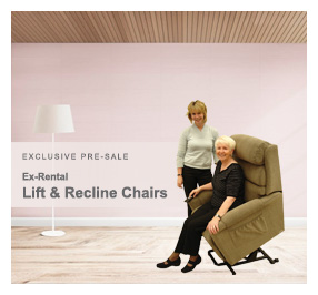 Lift and Recline Chair Sale