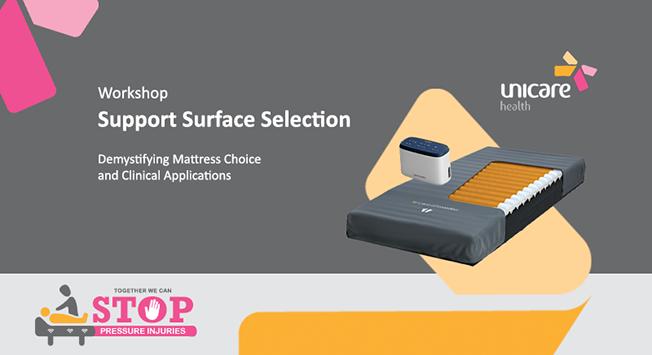 Support Surface Selection Workshop