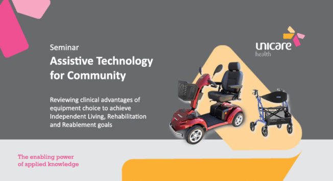 Seminar: Assistive Technology for Community