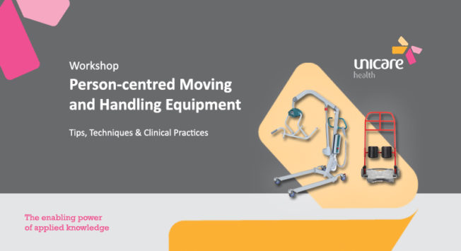 Person-centred Moving and Handling Equipment