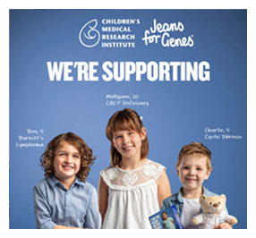 Jeans for Genes 2020 feature