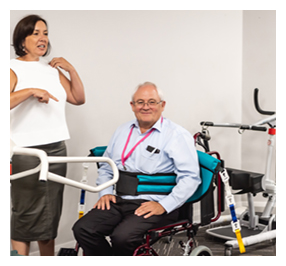 Person-centred Moving and Handing Equipment Workshop