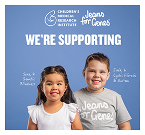 jeans for genes 2021 feature